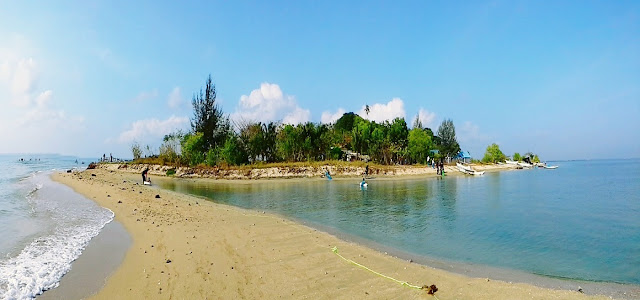 Wisata Pulau Sanrobengi Takalar