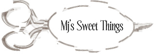 Mj's Sweet Things