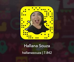 Me adicione no SnapChat