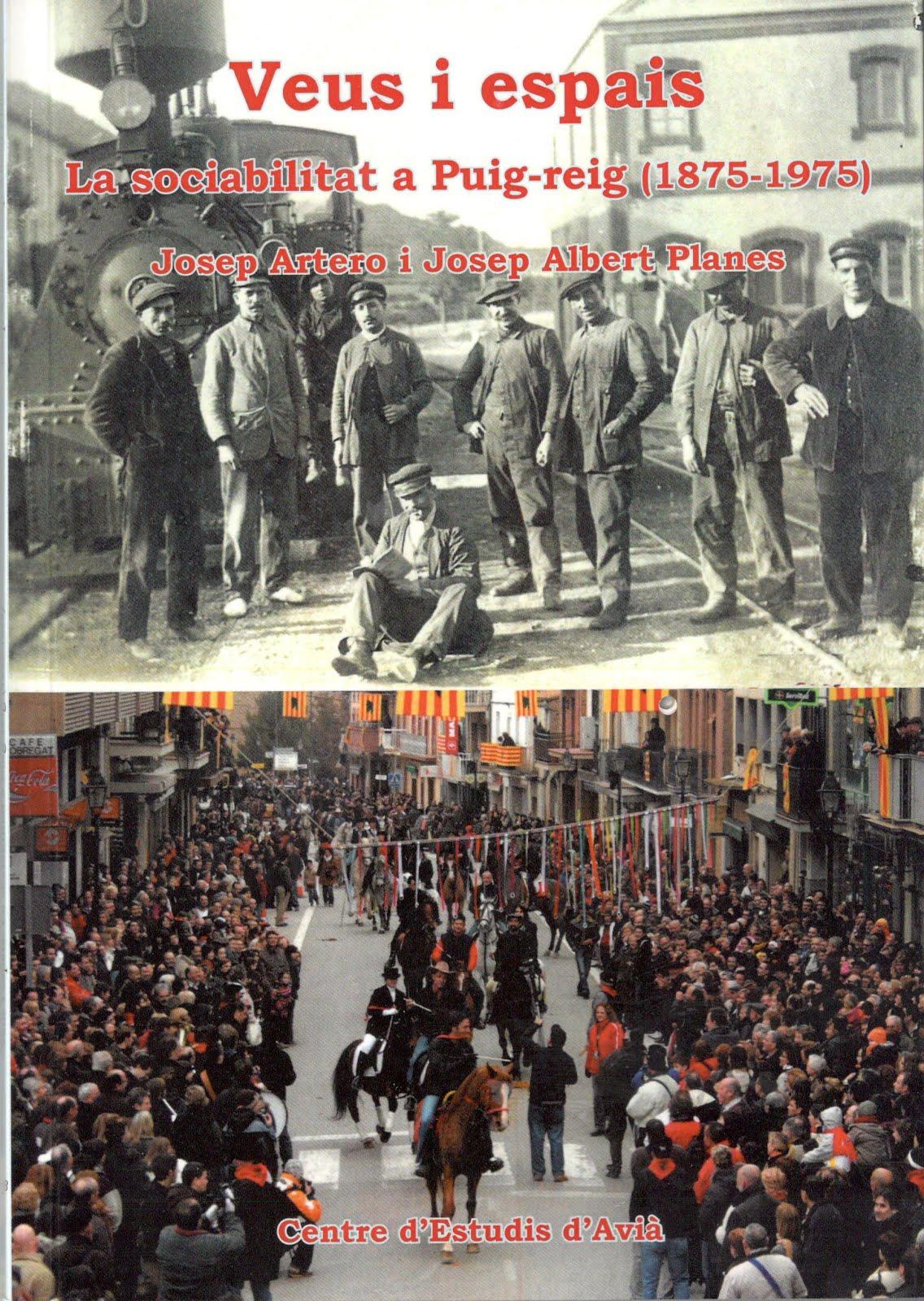 Veus i espais.  La sociabilitat a Puig-reig (1875-1975)