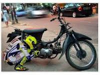 Valentino Rossi Tidak lagi jadi unggulan di Moto GP 2013