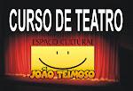 CURSO DE TEATRO - TERMINANDO AS VAGAS!!!
