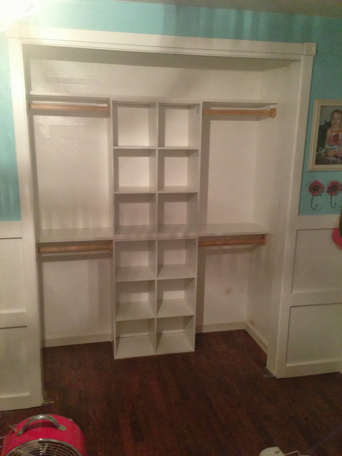 One Thrifty Chick Quick Fix Closet Organization