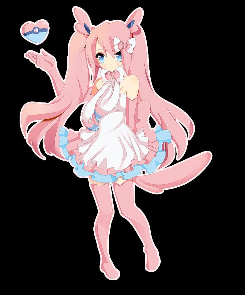 1000+ images about Manga - sylveon pokemon on Pinterest ...