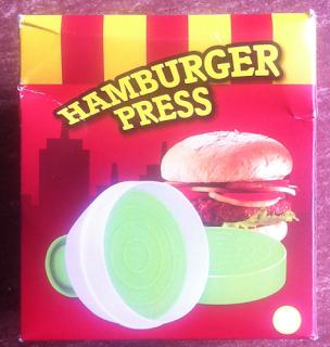 hamburgermaker van de Action