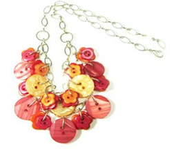 Red Diva Necklace