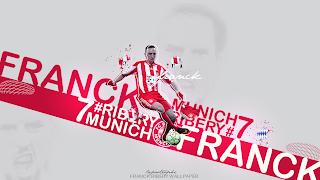 Franck Ribery Bayern Munich Wallpaper 2011 9