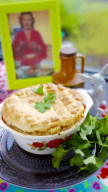 Fanny Cradock Real Shepherds Pie
