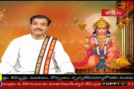 Greatness of Lord Hanuman by Sri Kakunoori Surya Narayana Murthy Garu