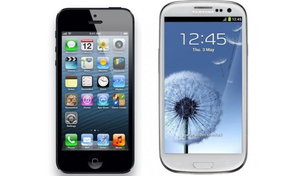 vous préférez Apple ou Samsung