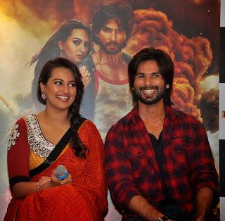 R...Rajkumar Movie Promotion Photos Stills