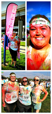 I'm Doing The Color Run - The Happiest 5K on the Planet!