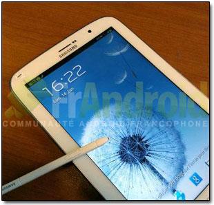 Новый планшет Samsung Galaxy Note 8.0