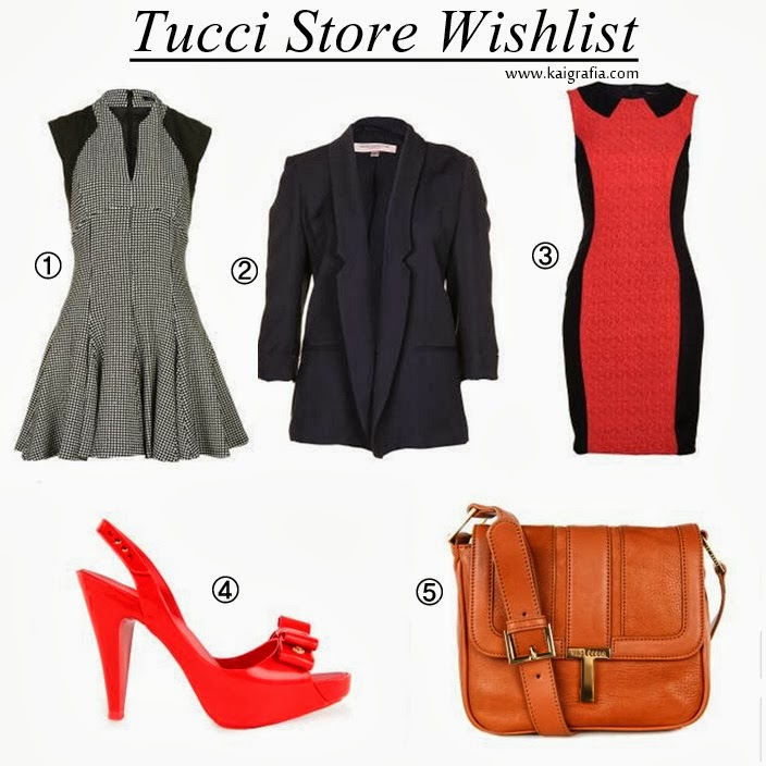 tucci store clothes and accessories