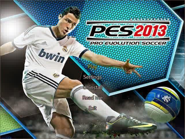 Play untuk memainkan atau menjalankan game pes 2013