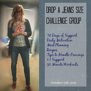 Drop a Jean Size