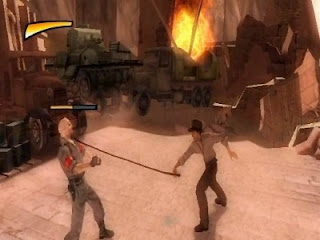 Indiana Jones and the Staff of Kings Ps2 Iso Ntsc Mega Juegos Para PlaySttion 2