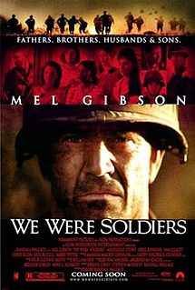 Sinopsis Film We Were Soldiers