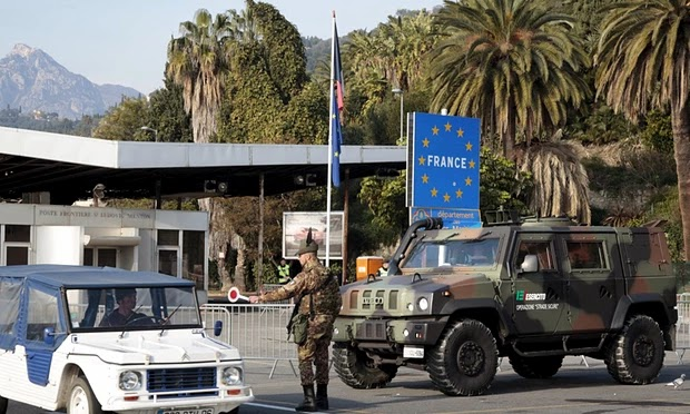 ΥΠΟ ΔΙΑΛΥΣΗ Η ΣΕΝΓΚΕΝ! Την επαναφορά των εσωτερικών συνοριακών  εξετάζει  η Ε.Ε.