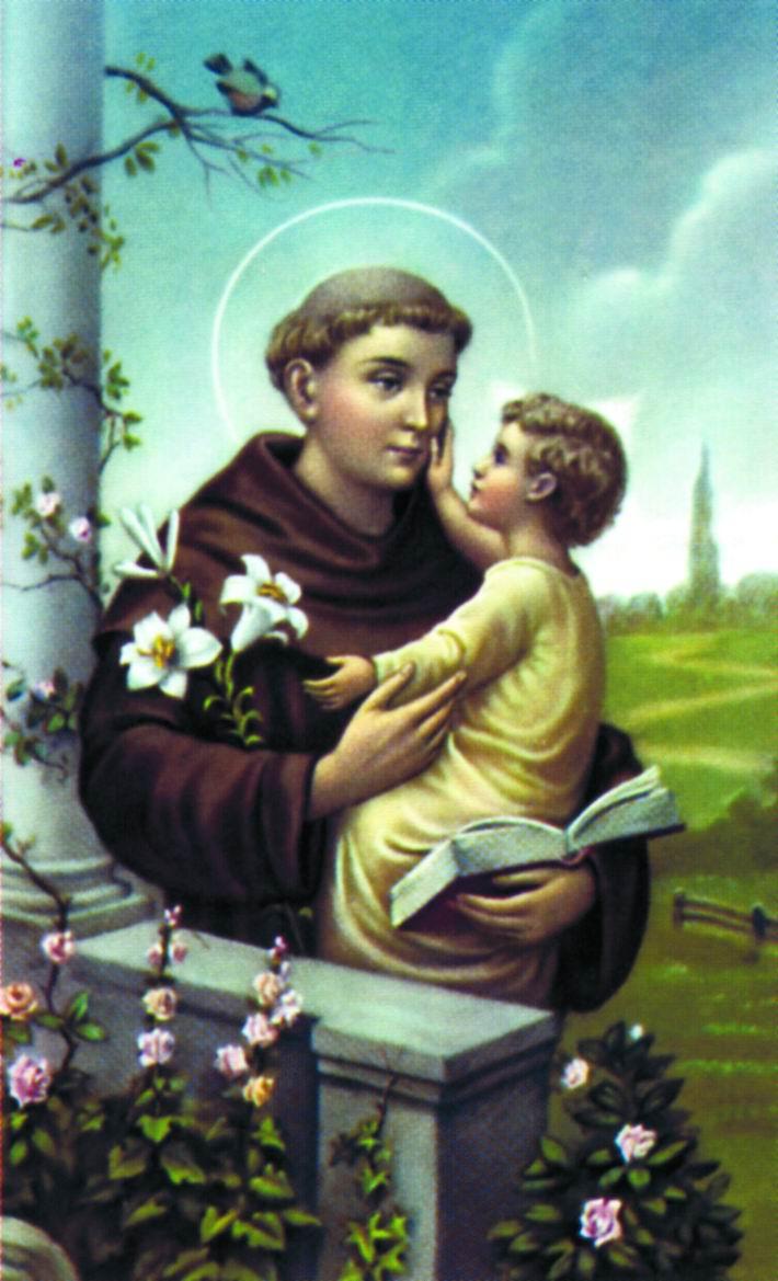 Dia de San Antonio de Padua 13 de Junio