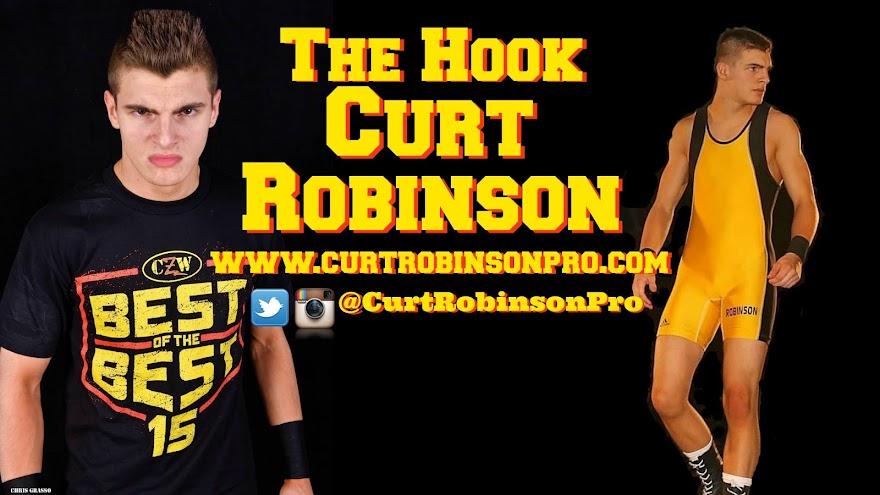 Curt Robinson - Professional Wrestler