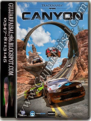 Trackmania 2 Canyon Pc Game Free Download Full Version Trackmania+2+Canyon+Game+Cover