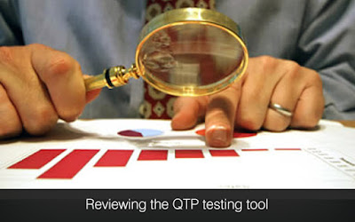 QTP testing services