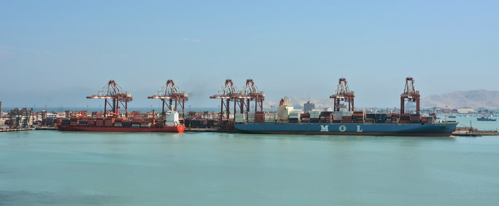 Port of Callao Lima