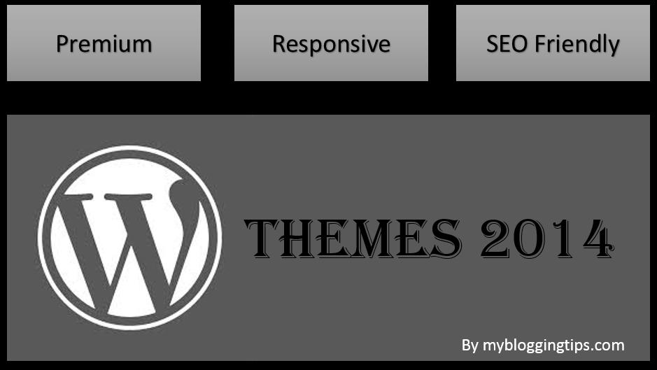 50 Best Premium Responsive WordPress Themes of 2014