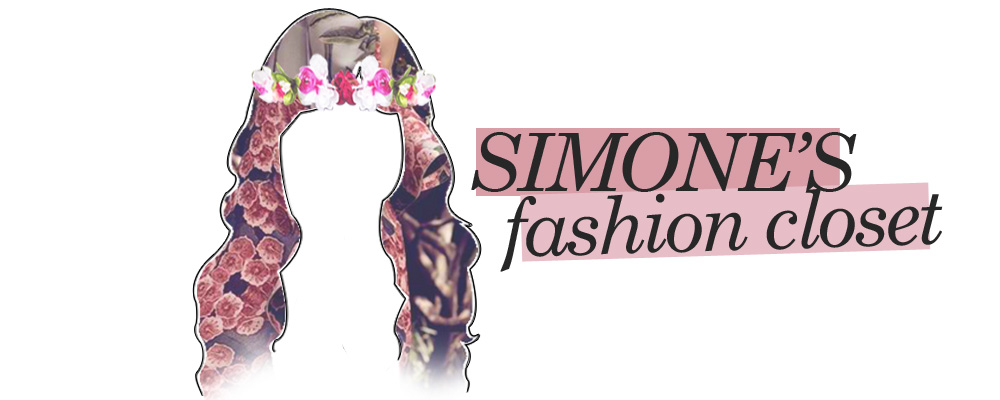 SIMONE&#39;S FASHION CLOSET