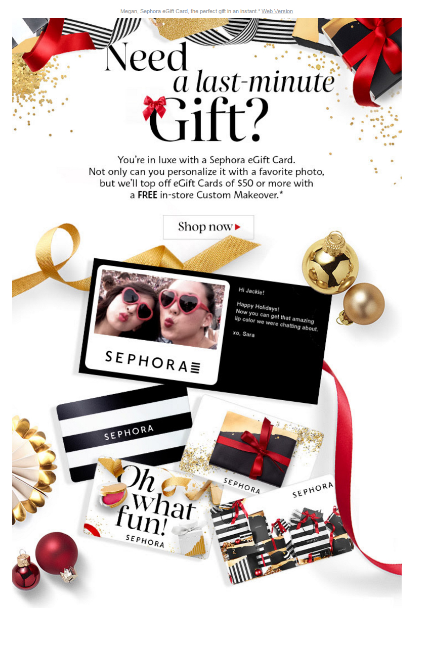 Holiday Insights: Get Gift Card Savvy | Listrak Insights | Retail ...