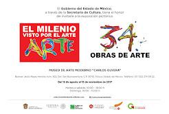 El Milenio visto por el Arte en Toluca, Edomex