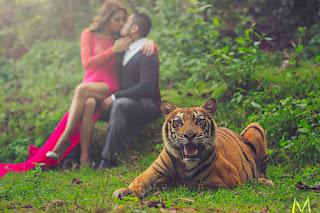 Foto Prewedding Unik Romantis Dan Keren 9