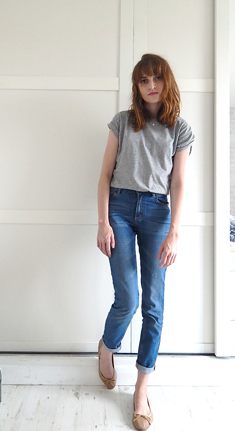 casual outfit fashion blogger uk