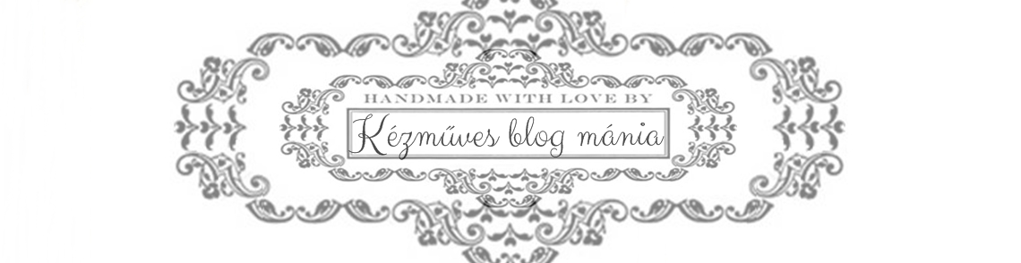Kézműves blog mánia