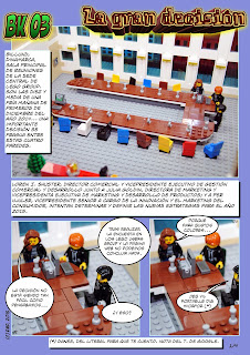 Brickómic 3: La gran decisión (página 1 de 4)