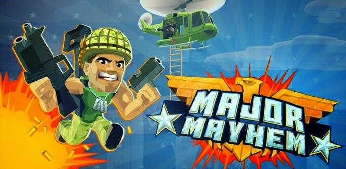 Major Mayhem v1.1.3 APK Mod