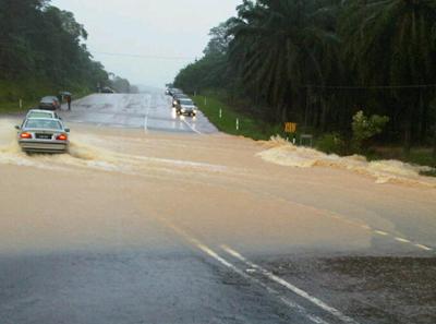 Kawasan Banjir Di Johor