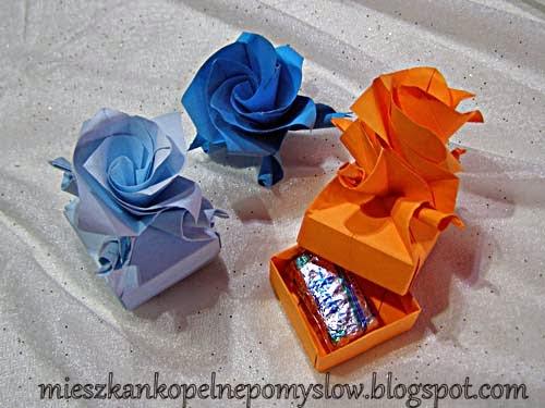 mini pudełeczka, ozdobne pudełeczko, pudełko, origami, origami 3d, origami modułowe, moduł, kusudama, podziękowania dla gości, dekoracja, z papieru, dekoracje z papieru, składanie papieru, kursy, DIY,