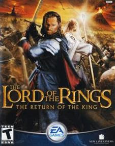 Lord of the Rings: Return of the King – PC