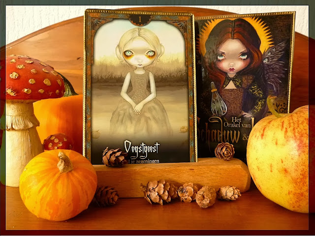 oracle of shadow and light pumpkins