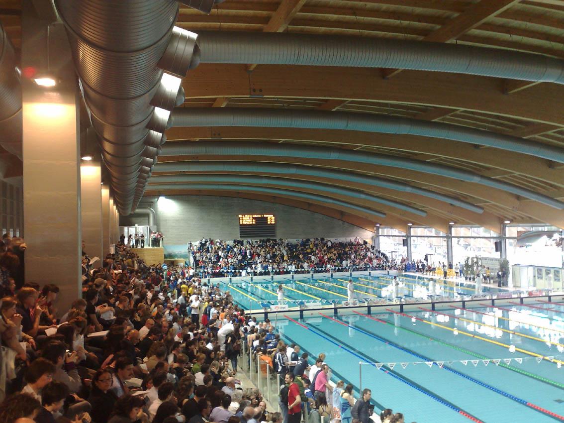 Francisswim esportes aqu ticos piscina ol mpica di riccione - Piscina di riccione ...