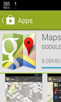 Internet Speed Meter app Screenshoot