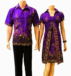 baju batik couple 1