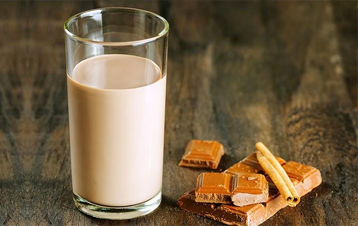 4 Manfaat Minum Susu Coklat Pasca Olahraga