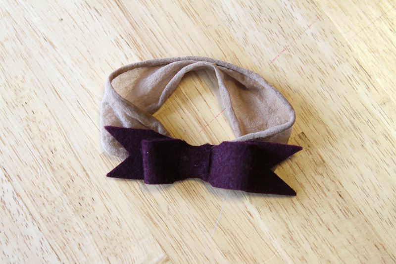 how to make infant bows