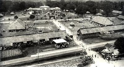 Istana Maimoon Tempo Dulu