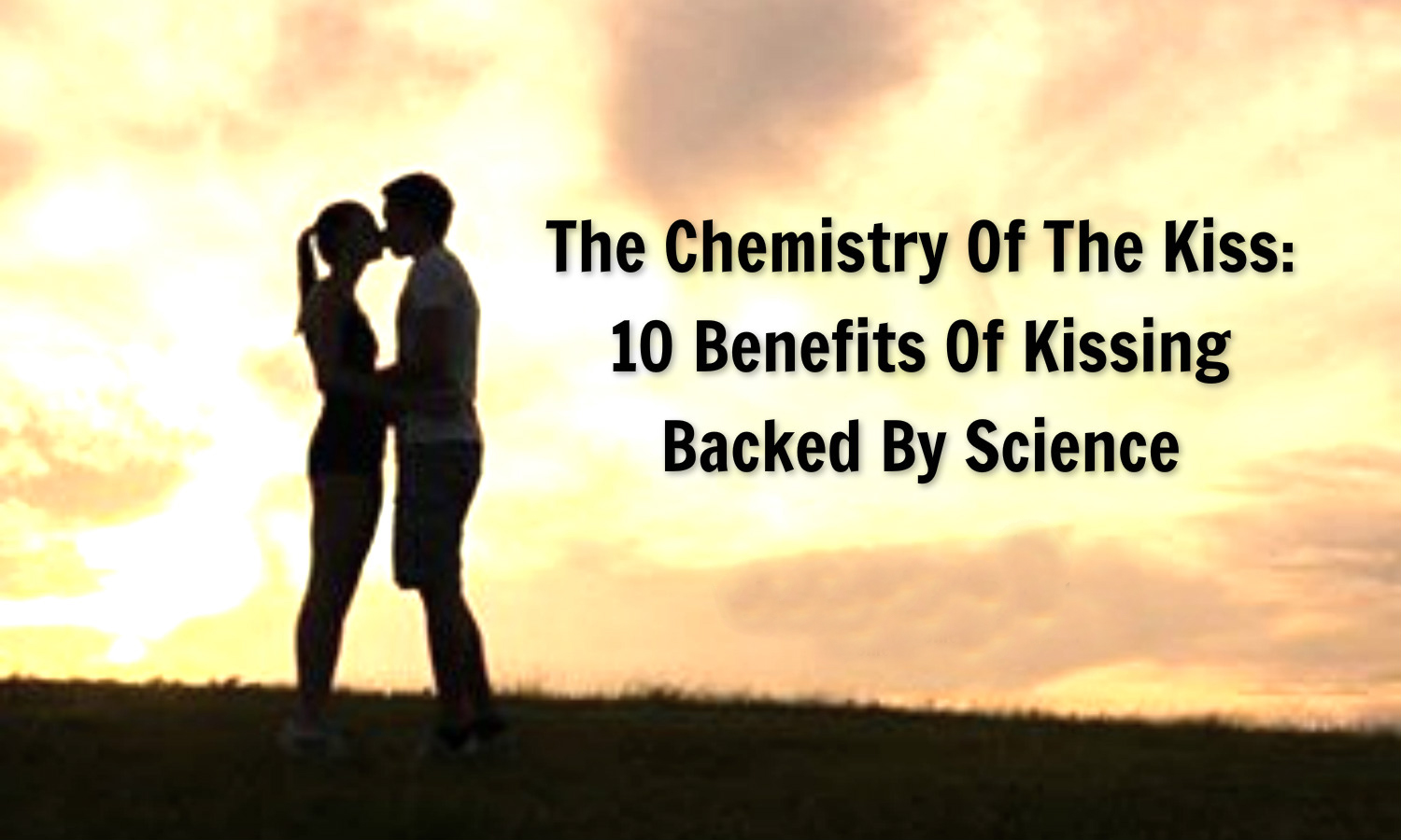 chemistry of kiss