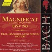 Johann Sebastian Bach: Magnificat in re maggiore BWV 243