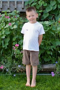 Kindergartener Bear Samuel